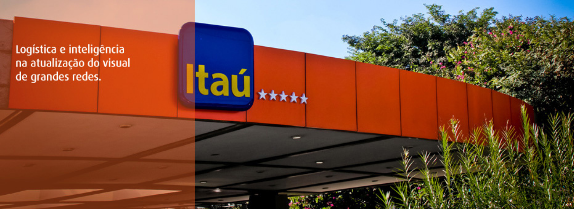 Banner Itaú