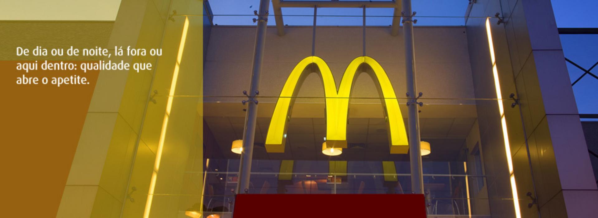 Banner MacDonalds